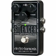 Electro-Harmonix Silencer Noise Gate/Effects Loop effect pedal NEW