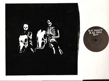 """BLUE SABBATH BLACK CHEER/DRIED UP CORPSE and titled 10"""" PS EX/EX+ GF 25 noise"""
