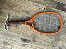 Vintage 1970's Leach Bandido Racquetball Racket  San Diego - Orange