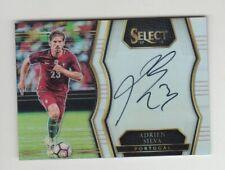 2017-18 Panini Select Soccer Auto card : Adrien Silva
