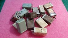 24v DPDT Relay Military Parts