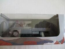 Miniature Peugeot 403 Pick Up Tarpaulin Grey 1/43 ODEON 051
