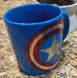 Captain America Coffee Mug 20 Oz