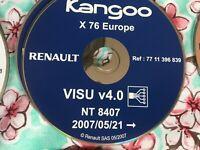 RENAULT KANGOO a partire dal 05.2007 Officina Manuale Schemi Impianto Elettrico x76