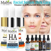 Mabox Hyaluronic Acid Vitamin C & E Serum Skin Whitening Anti-Aging Moisturizing