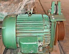 Baldor 575 Volt 60hp 93 Efficient 364t 3ph Electric Motor 25 Shaft