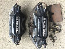 porsche 928 968 951 944 TURBO S rear brake calipers pair L R left right