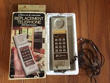 Vintage Cobra WP-142A MH Replacement Wall Telephone Original Box