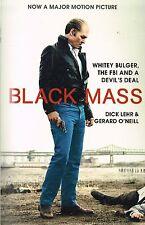 Black Mass by Dick Lehr & Gerard O'Neill True Crime FBI Boston Irish Mob PB