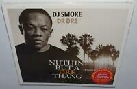 DR DRE NUTHIN BUT A DRE THANG (2019) BRAND NEW SEALED CD MIXED BY DJ SMOKE