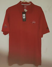 Adidas Men's Large Golf Shirt CN Canadian Women's Open. Royal Mayfair 2013 NWT.