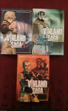 VINLAND SAGA   Band 1-3 Carlsen Manga neuwertig