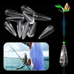 10x Bombarda Floats (Sinking) Carp Coarse Trout Bass Sea Lure Fishing Tackles
