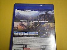 Witcher 3: Wild Hunt (Sony PlayStation 4, 2015)  w/Map Soundtrack & Manual
