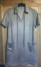 Brand New Women's Marks and Spencer Limited Edition Mocha Brown Tunic Size 14