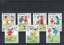 Serie voetbal / football (23) WK 1990 - Nicaragua