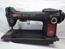 Vintage Singer 241 3 Industrial Sewing Machine Heavy Duty