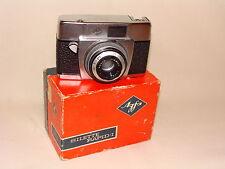 Agfa sillette RAPID 1 macchina fotografica e box