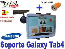"SOPORTE REPOSACABEZAS TABLET SAMSUNG GALAXY TAB4 8.0 8"" SM-T330 T331 T335 tab 4"