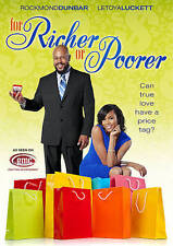 For Richer or Poorer (DVD, 2013, Region 1) Usually ships within 12 hours!!!