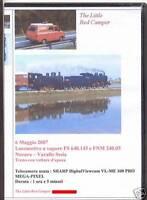 B DVD No 12 Loco FNM 240-05 La Meuse Liége + FS 640-143                       aa