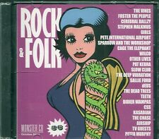 CD COMPIL 24 TITRES--ROCK & FOLK VOL° 36--THE VINES/WILCO/TEETH/WAMPAS/AIRSHIPS.