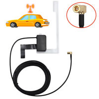 1x Signal Booster Car DAB Digital Radio Aerial Antenna Cable For Pioneer AN-DAB1