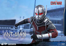 Hot Toys Ant Man 1/6 Scale Figure Captain America Civil War IN STOCK 902698