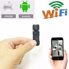 spy IP WIFI pinhole hidden camera Security wireless DIY micro dvr Recorder