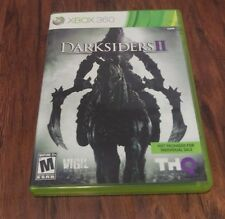 Darksiders II Microsoft Xbox 360 - Used - Tested - No manual, Fast Free Shipping