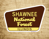 """Camping National Park Wake Up And Smell The Campfire Sticker Decal Vinyl 3.5/"""""""