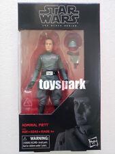 "in Stock * Hasbro STAR WARS Black Series 6"" inch ADMIRAL PIETT action figure"