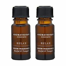 2 PCS Aromatherapy Associates Relax Room Fragrance 10ml Restful Tranquil#15612_2