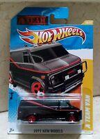 Hot Wheels A TEAM VAN - FURGONETA EL EQUIPO A - MOVIE TV SERIES Limit. Furgoneta