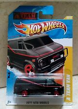 Hot Wheels A TEAM VAN - FURGONETA EL EQUIPO A - MOVIE TV SERIES Limit. GMC