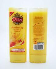 2 x Cussons Imperial Leather Awakening Mango & Papaya Shower Cream 250ml Each