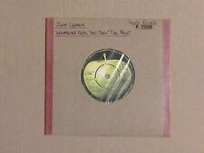 """John Lennon - Whatever Gets You Thru' The Night (7"""" Vinyl Single)"""