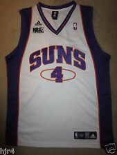 Phoenix Suns #4 NBA D-League Game Used Adidas Jersey 48