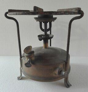 Antique Optimus (Vacuum Oil Company) Made in Sweden Kerosene Camping Stove