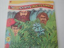 THE BEACH BOYS ENDLESS SUMMER VINYL LP DOUBLE ALBUM WITH POSTER CLUB EDITION