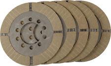 BDL Clutch Plates 1941-1984 Harley-Davidson Shovelhead / Pan /Knuckle BT-5 Econo