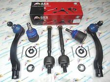 94-97 Integra 92-95 Civic 92-97 Del Sol 6PCS Lower Ball Joint Tie Rod End