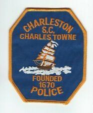 SOUTH CAROLINA - Charleston Police patch
