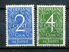 Nederland Dienst 25 - 26 gebruikt (3)
