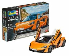 Car Model Kit Revell McLaren 570s 1 24