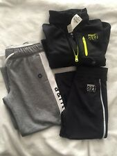 abercrombie fitch Kids 3/4 Boys Active Wear Lot If 3 Pieces NWT