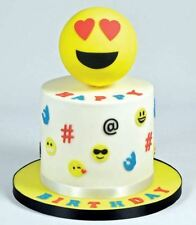 FMM EXPRESSION ICON CUTTER FOR CAKE DECORATING