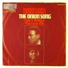 """7"""" Single - Marvin Gaye & Tammi Terrell - The Onion Song - S2039"""