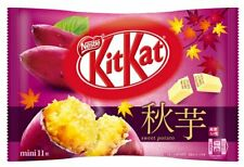 Japanese Kit-Kat Sweet Potato KitKat Chocolates 11 bars