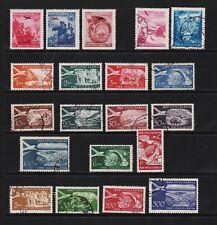Yugoslavia - 20 older airmail stamps, cat. $ 42.45